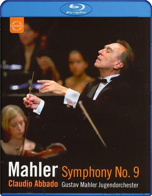 Mahler: Symphony No. 9 Blu-ray