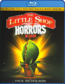 Little Shop Of Horrors, The: In Color Blu-ray