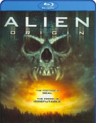 Alien Origin Blu-ray