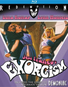 Exorcism: Remastered Edition Blu-ray