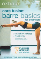 Exhale: Core Fusion Barre Basics For Beginners Movie