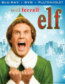Elf (Steelbook + Blu-ray + DVD + UltraViolet) Blu-ray