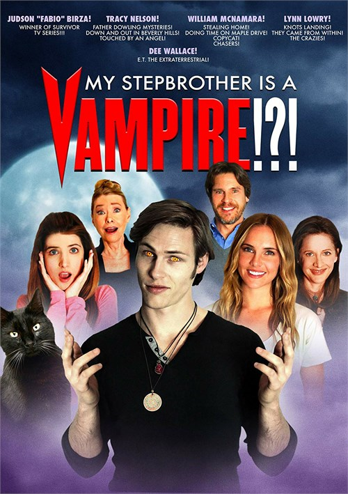 My Stepbrother Is A Vampire!?! Movie