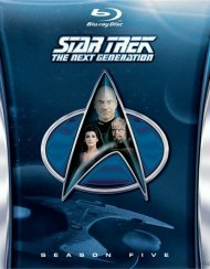 Star Trek: The Next Generation - Season 5 Blu-ray