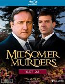 Midsomer Murders: Set 23 Blu-ray