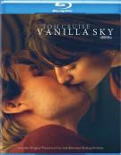 Vanilla Sky Blu-ray