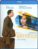Terminal, The Blu-ray