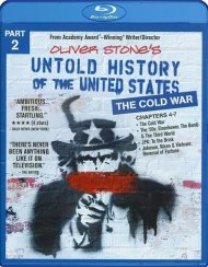 Untold History Of The United States Part 2: The Cold War Blu-ray