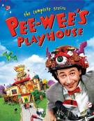 Pee-wees Playhouse: The Complete Series Blu-ray