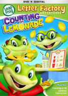 Leapfrog Letter Factory Adventures: Counting On Lemonade (DVD + UltraViolet) Movie