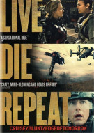 Live Die Repeat: Edge Of Tomorrow Movie