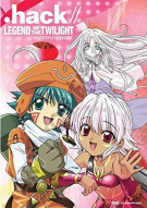 .hack//Legend Of The Twilight: The Complete Series Movie