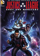 Justice League: Gods And Monsters Movie