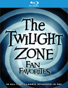 Twilight Zone, The: Fan Favorites Blu-ray