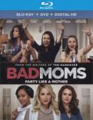 Bad Moms (Blu-ray + DVD + UltraViolet) Blu-ray