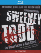 Sweeney Todd: The Demon Barber of Fleet Street in Concert Blu-ray