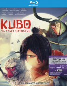 Kubo And The Two Strings (Blu-ray + DVD + UlrtaViolet) Blu-ray
