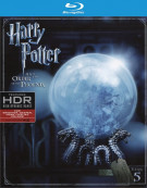 Harry Potter and the Order of the Phoenix (4K Ultra HD + Blu-ray + UltraViolet)  Blu-ray