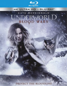 Underworld: Blood Wars (4K Ultra HD + Blu-ray + UltraViolet)  Blu-ray