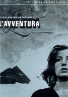 Lavventura: The Criterion Collection Movie