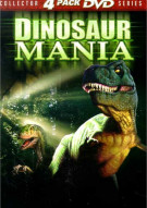 Dinosaur Mania 4-Pack Movie