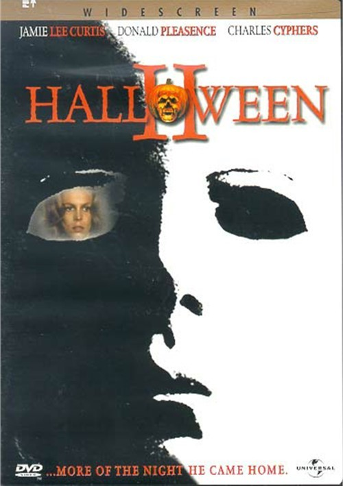 Halloween II (Universal) Movie