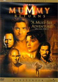 Mummy Returns, The: Collectors Edition (Widescreen) Movie