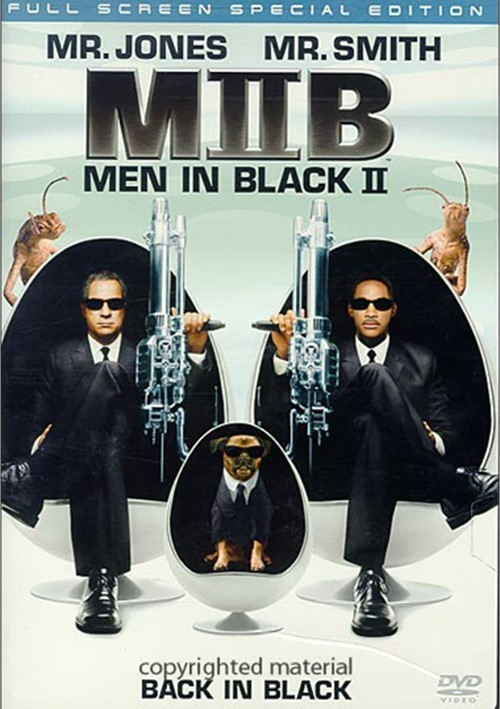 Men In Black II: 2-Disc Special Edition (Fullscreen) Movie