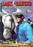 Lone Ranger And The Lost City Of Gold, The Movie