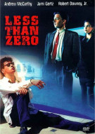 Less Than Zero Movie