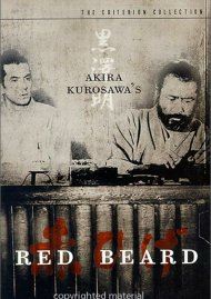 Red Beard: The Criterion Collection Movie