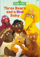 Sesame Street: Three Bears And A New Baby Movie