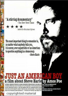 Steve Earle: Just An American Boy Movie