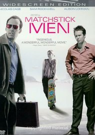 Matchstick Men (Widescreen) Movie