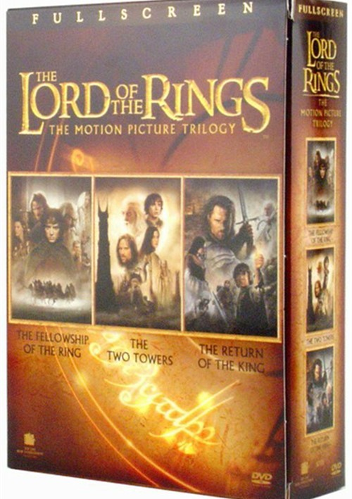 Lord Of The Rings, The: The Motion Picture Trilogy (Fullscreen) Movie