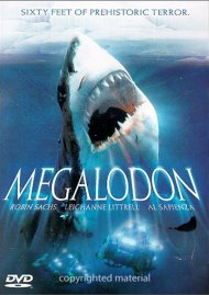 Megalodon Movie