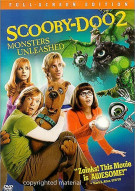 Scooby-Doo 2: Monsters Unleashed (Fullscreen) Movie