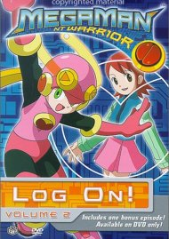 MegaMan NT Warrior: Volume 2 - Log On! Movie