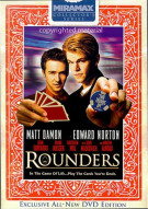 Rounders: Collectors Series Edition Movie
