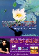Chopra Deepak, MD: Soul Of Healing Movie
