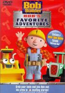 Bob The Builder: Favorite Adventures Movie