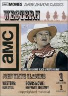 AMC Western: John Wayne Classics Movie