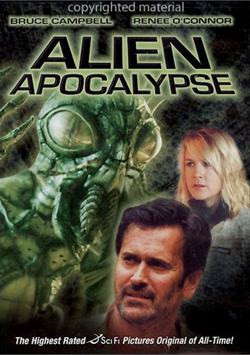 Alien Apocalypse Movie
