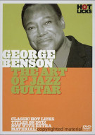 George Benson: The Art Of Jazz Guitar Movie