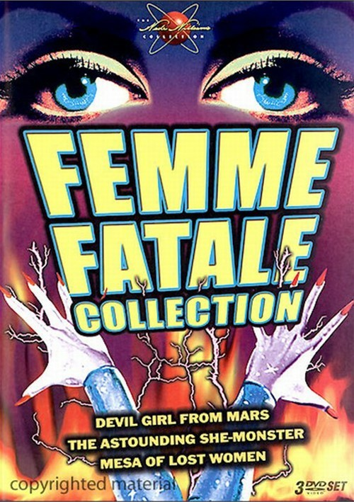 Femme Fatale Collection, The Movie