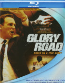 Glory Road Blu-ray