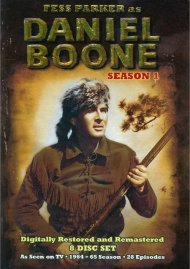 Daniel Boone: Season 1 Movie