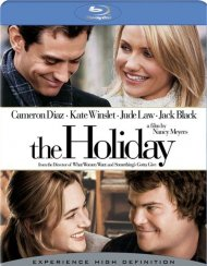 Holiday, The Blu-ray