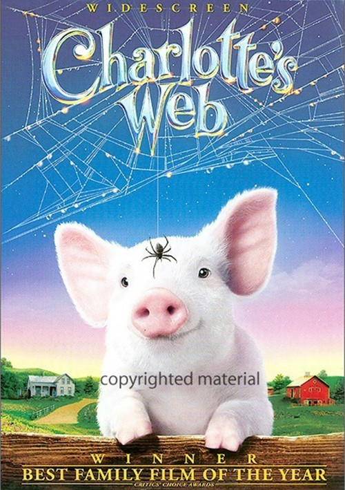 Charlottes Web (Widescreen) Movie