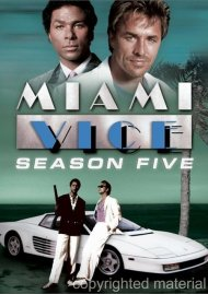 Miami Vice: Season Five Movie